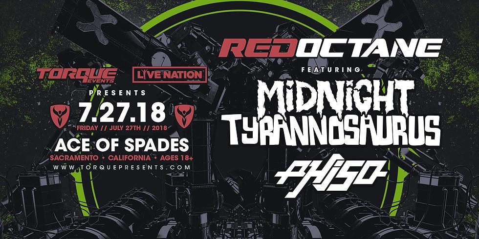 Red Octane: Midnight Tyrannosaurus & Phiso