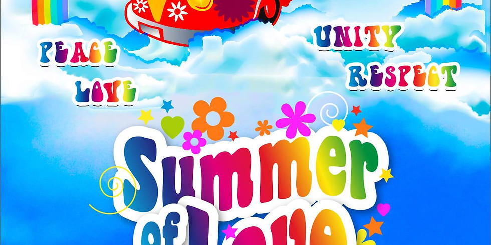 So Stoked for Summer of Love