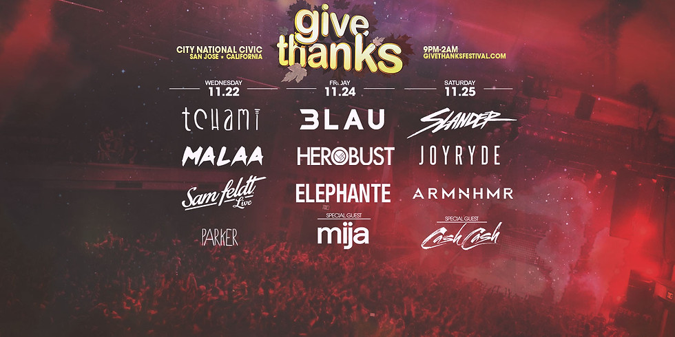 Give Thanks Day 2