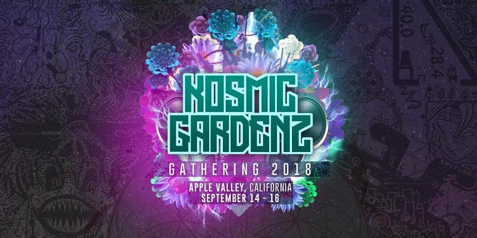 Kosmic Gardens Festival
