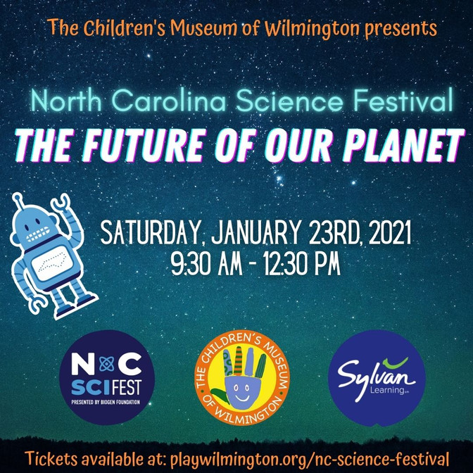 The Children's Museum to Host NC Science Fest!