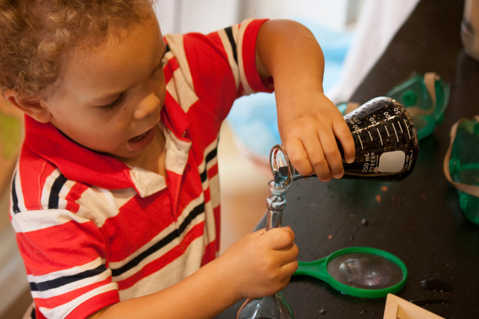 Bright Minds Initiative Encourages STEM Learning in Young Children