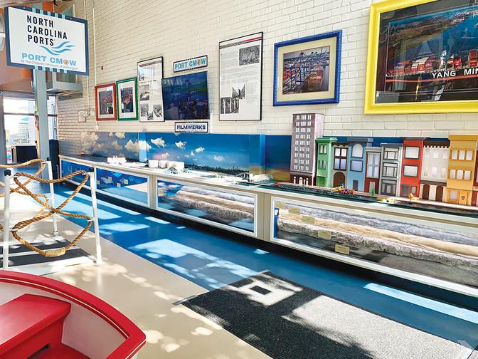 Wilma Magazine: Children's Museum Showcases the Port