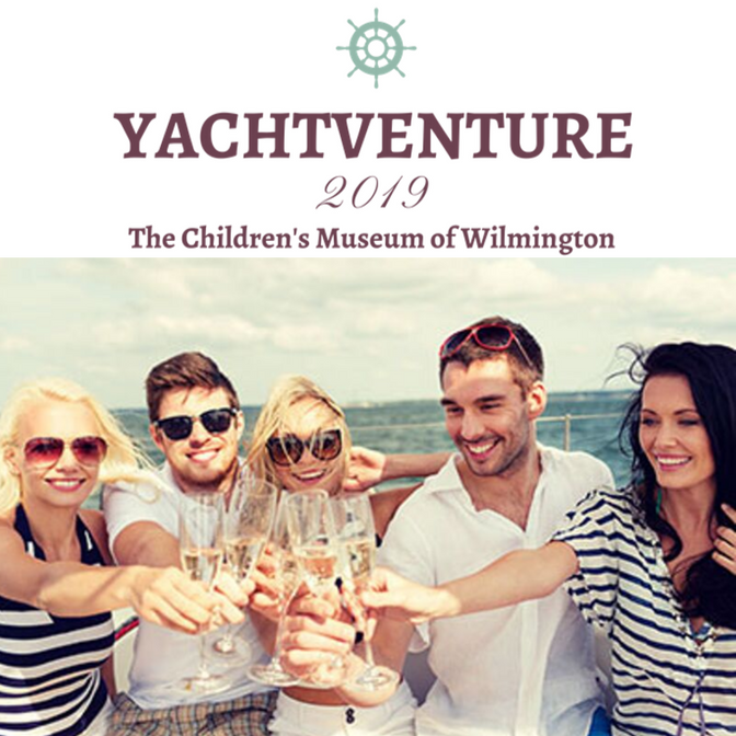 The Children's Museum of Wilmington to Hold Annual YachtVenture Fundraiser