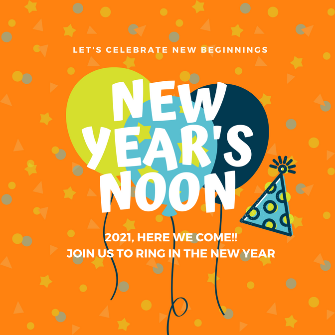 The Children's Museum of Wilmington hosts 'New Years Noon!'