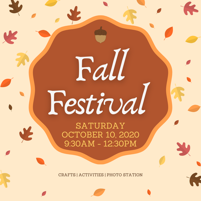 The Children's Museum of Wilmington to Host Fall Festival on October 10th