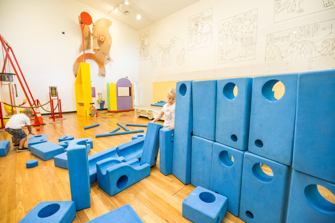 Imaginations Come to Life at These Children's Museums