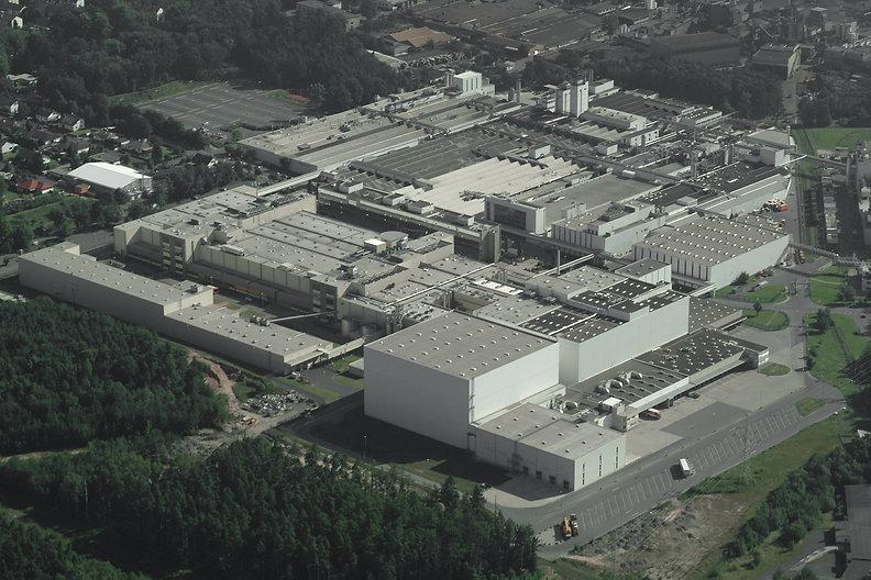 Ganzheitliche Fabrikplanung, Werksentwicklung und Realisierung einer Fabrikation