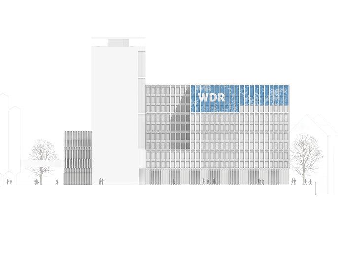 Generalsanierung WDR Filmhaus