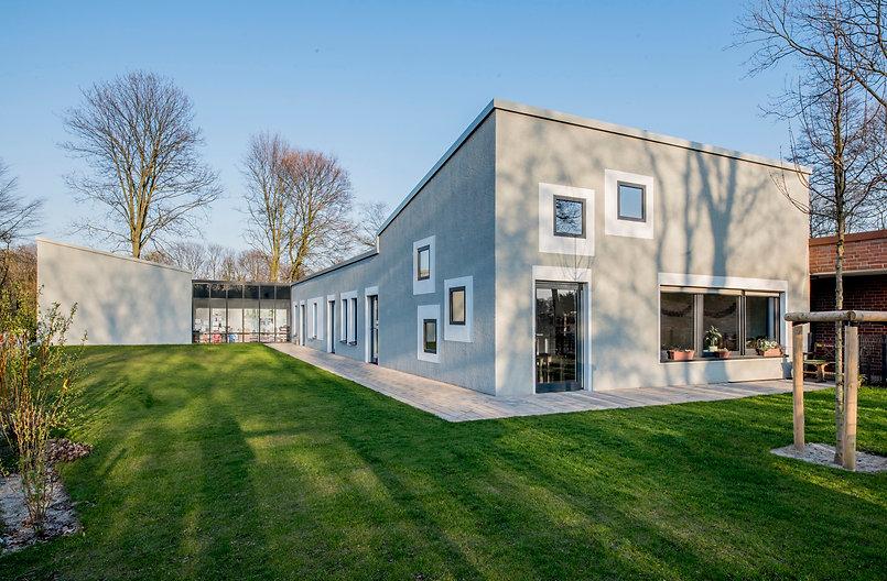Neugestaltung einer Kita in Duisburg durch aib