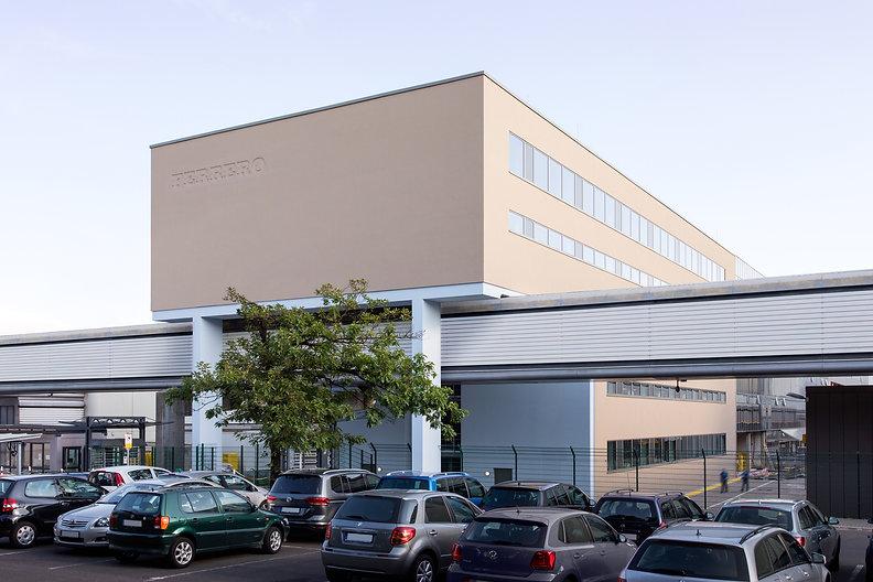 Erweiterung Zentralgebäude