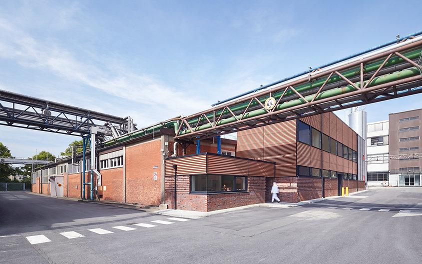 Prozessgebäude