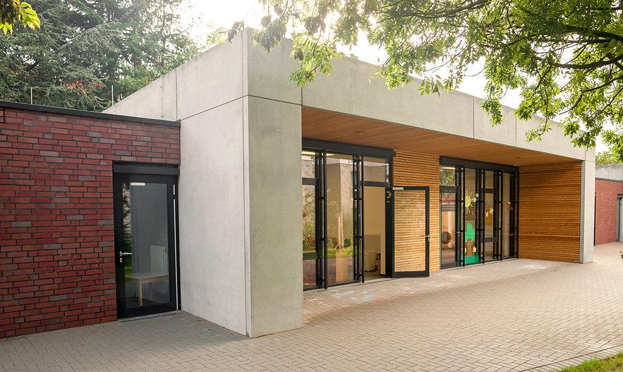 Sanierung und Erweiterung Kita Josefstraße