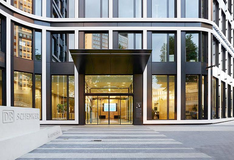Head Office der Schenker AG