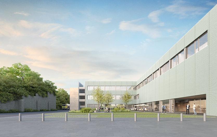 aib plant neues Competence Center für die Dörken-Gruppe in Hagen