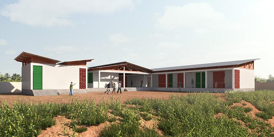 aib plant Schule in Sierra Leone als Non-Profit-Projekt