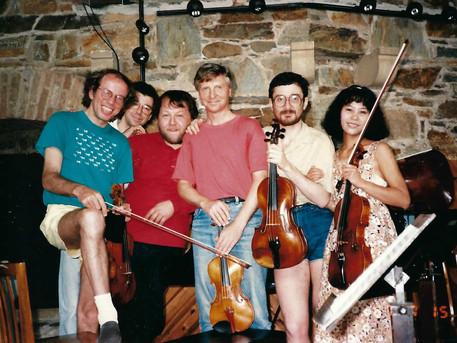 Sekstett på Kammermusikfest Lockenhaus