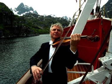 På turné i Lofoten