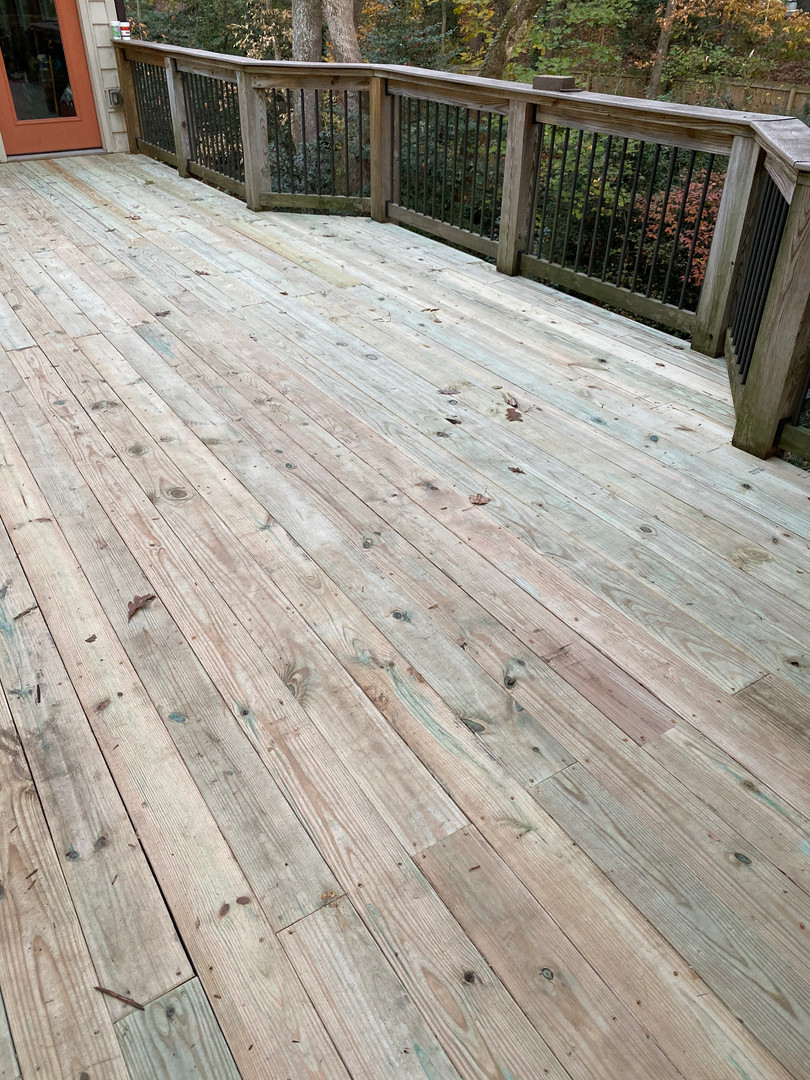 Composite deck Installation.JPG