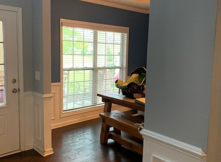 Frame and Install French Doors