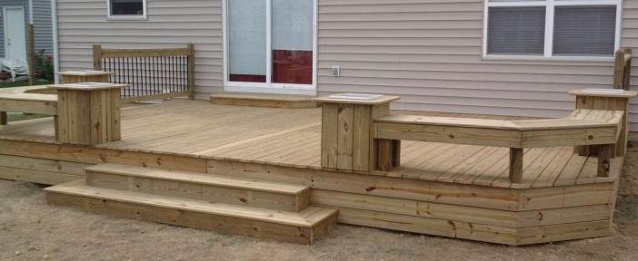 Decks & Porch