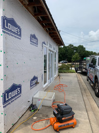 Fiber cement siding Installation.JPG