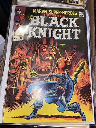 Marvel Super Heroes 17 Black Knight