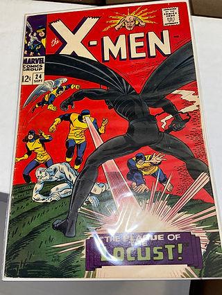 X-Men 24 (Silver Age)