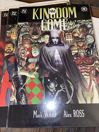 Kingdom Come 1-4 Comic Set