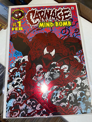 Carnage 1 (1st Solo Series, Marvel)