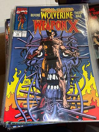 Marvel Comics Presents 72 (Weapon X)