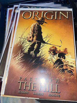 Wolverine Origin 1-6