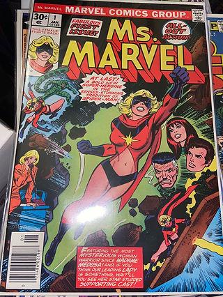 Ms Marvel 1 (1977)