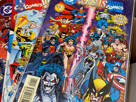 100 of the Most Valuable 1990s Comics in 2021