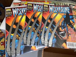 Wolverine 145 Holofoil