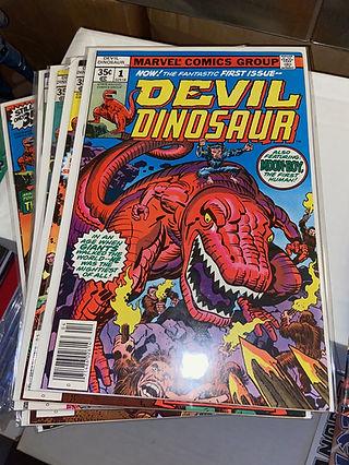 Devil Dinosaur 1 (1977)