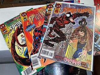 Spider-Carnage Comic Set