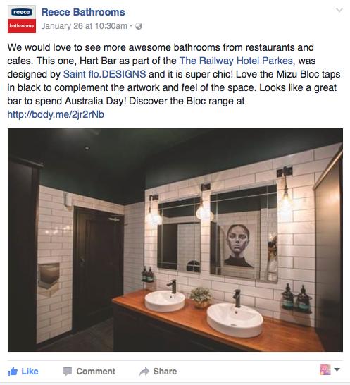 Reece Bathrooms