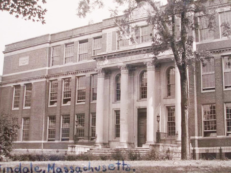 Roslindale High School The History