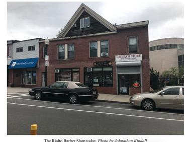The Rialto Barber Shop