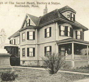 Sacred Heart Rectory