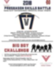 Big Man Challenge - Offenisive Line Challenge