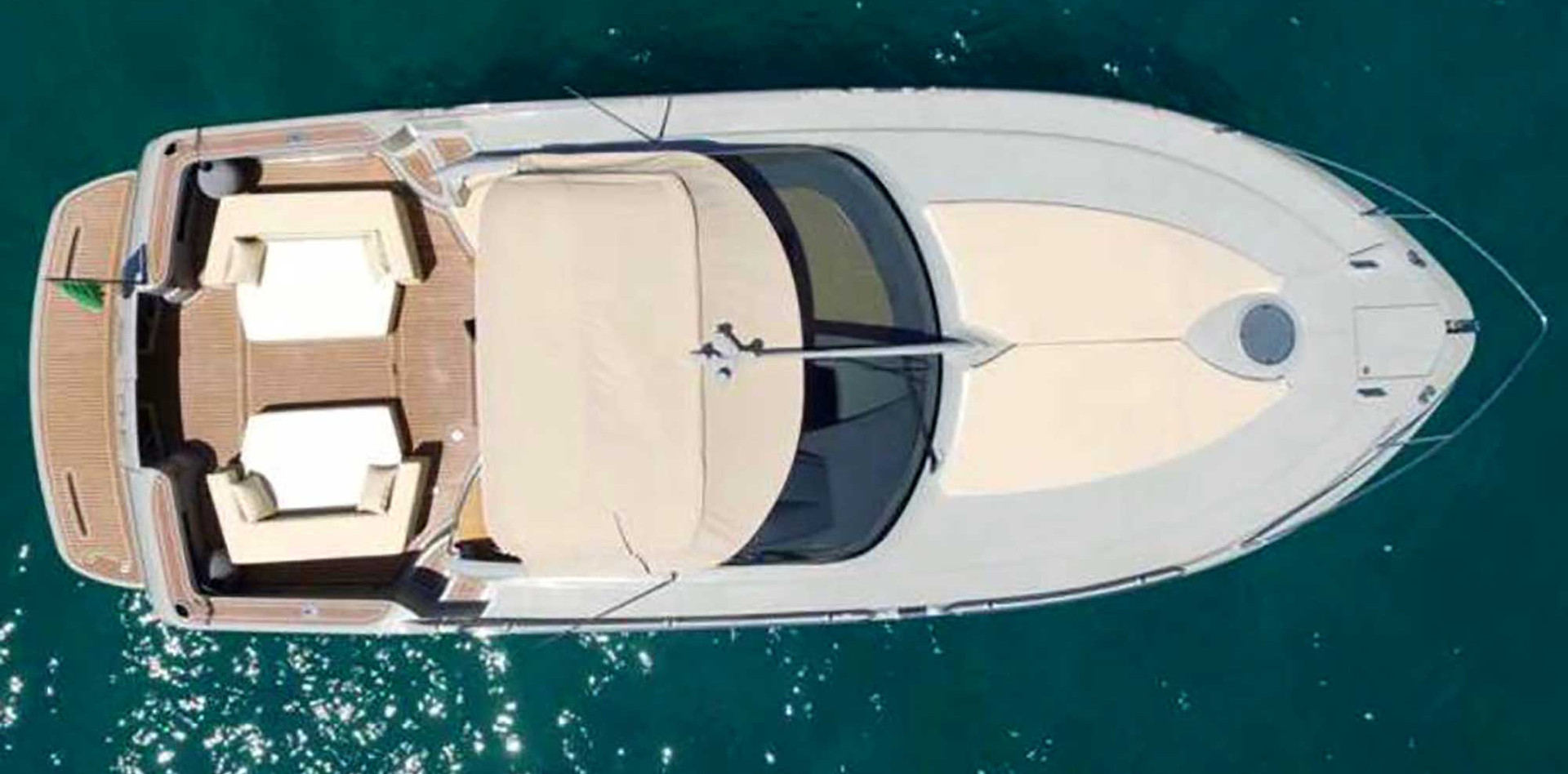 IBIZA TOP CHARTER • BAIA ONE 43