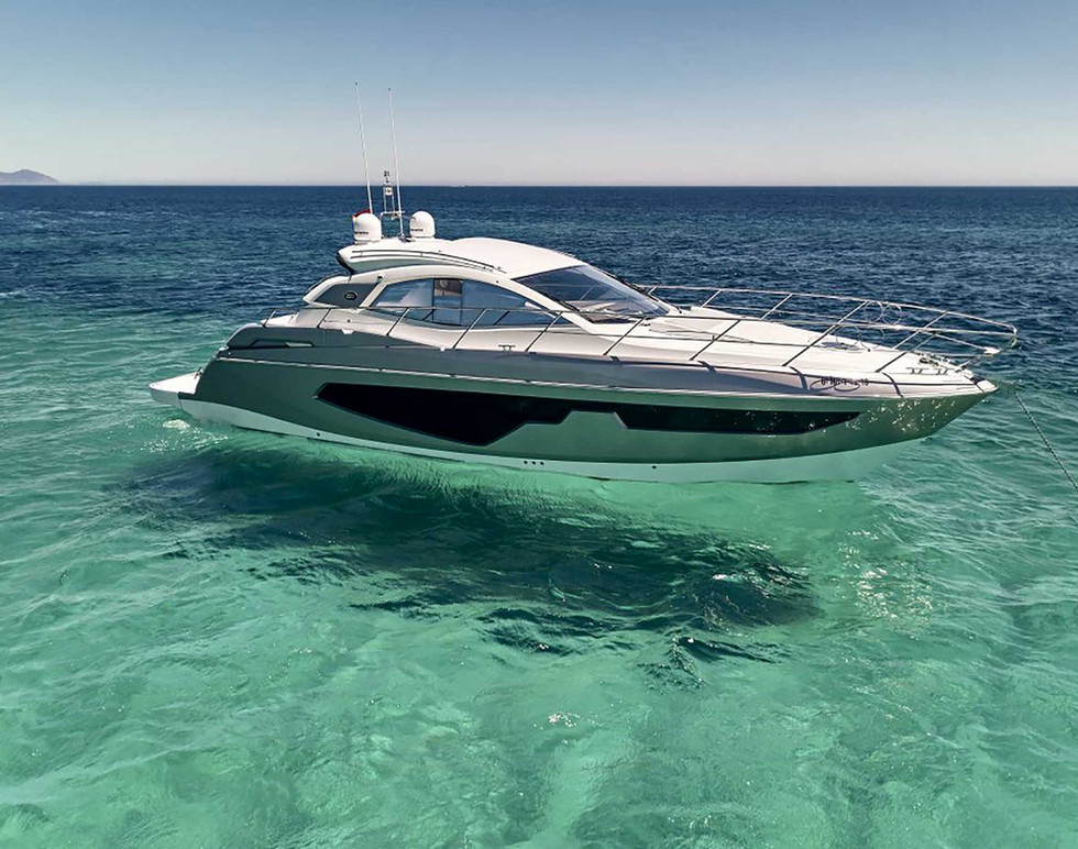 IBIZA TOP CHARTER • SESSA 44