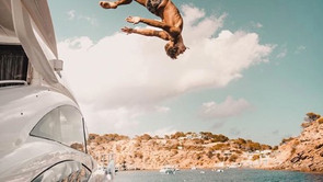 HOW IS SUPER YACHT LIFE IN IBIZA?