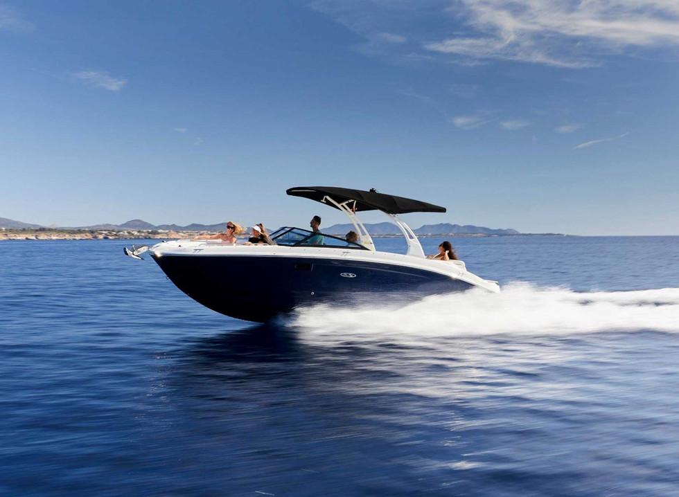 IBIZA TOP CHARTER • SEA RAY 270