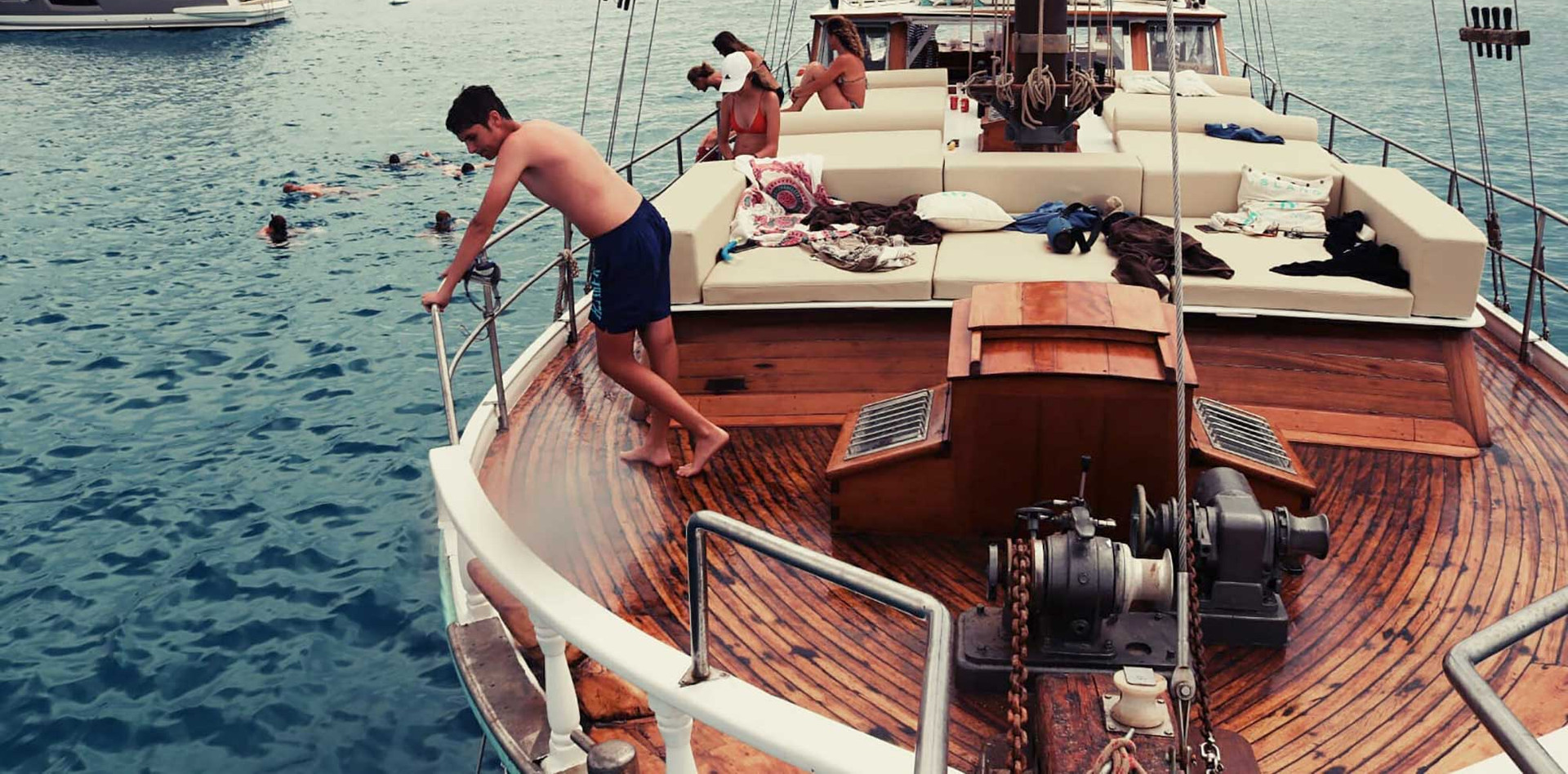 IBIZA TOP CHARTER • TURKISH GULLET