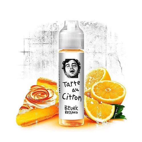 Tarte au Citron 0mg 40ml - Beurk Research