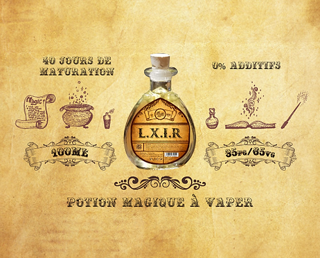 LXIR - 100ml