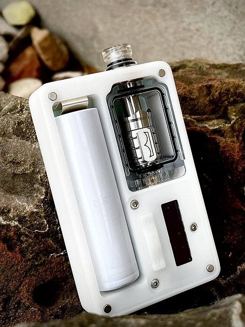 Billet Box White - BBVN Custom